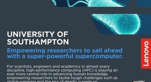 Case Study University of Southampton