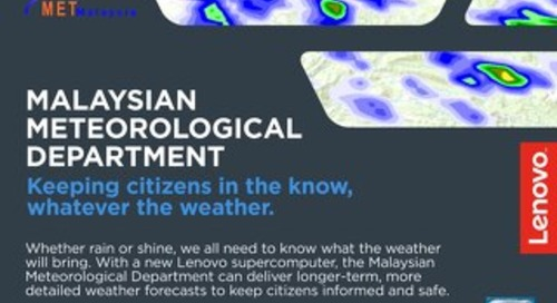 Case Study Malaysian Meteorological Department