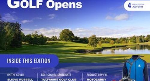 Golf Opens 2018 Digital Magazine - Issue 4