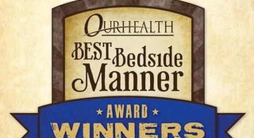 Our Health SWVA - Best Bedside Manner Awards