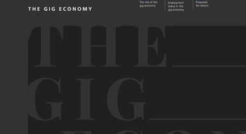 IusLaboris The Byword -The Gig Economy