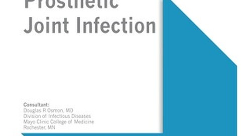 Prosthetic Joint Infection