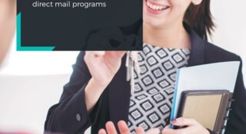 Realtors Achieve Flawless Delivery on Personalized Direct Mail Programs