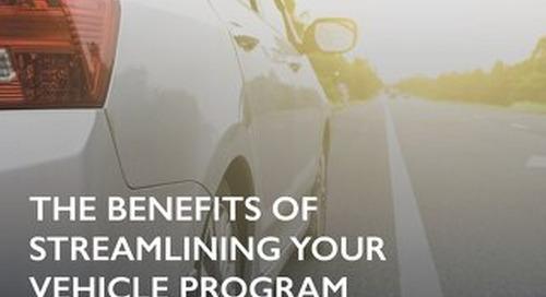 Clothing Retail Company Benefits from Streamlining Vehicle Program