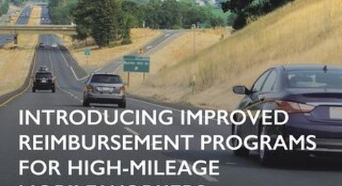Large Retail Company Improved Reimbursement Programs