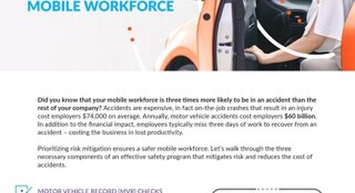Motus: An Effective Safety Program For Your Mobile Workforce