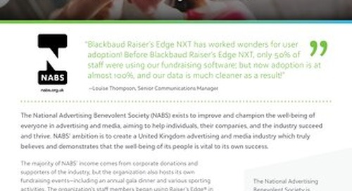 NABS Increases Staff Engagement