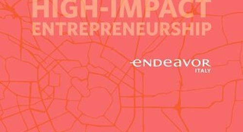 Endeavor Italy Impact Report