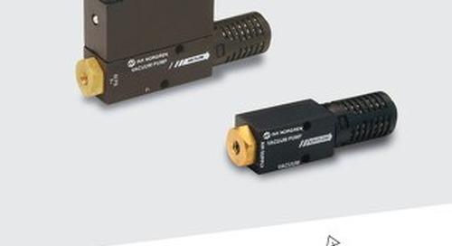 IMI Norgren Vacuum Pump Solutions Catalog
