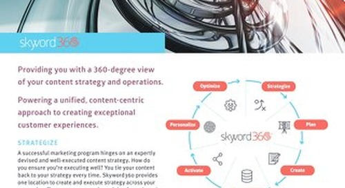 Skyword360 Overview