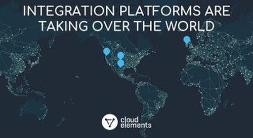 Integration Platforms Are Taking Over The World   Webinar Slides
