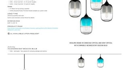Encalmo Series - Tear Sheet