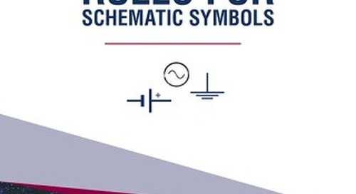 Rules for Schematic Symbols