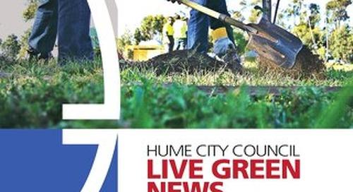 Live Green News - SPRING 2018