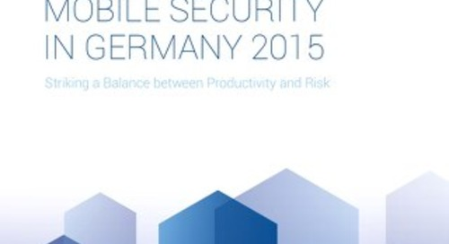 Mobile Security in Germany 2015