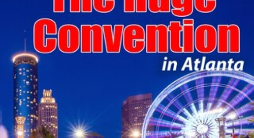 2018 Huge Convention Issue