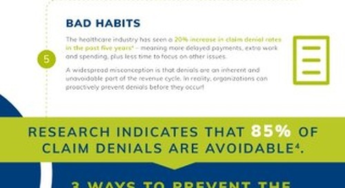 The Top 5 Effects of Denied Claims and How to Prevent Them
