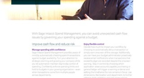 Spend Management