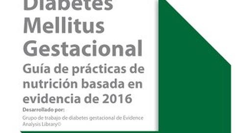 Gestational Diabetes Mellitus - Spanish
