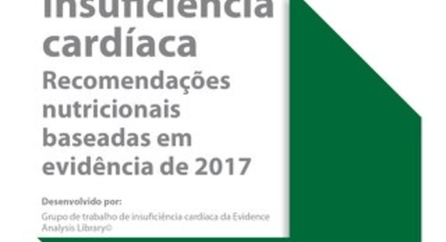 Heart Failure Nutrition - Portuguese