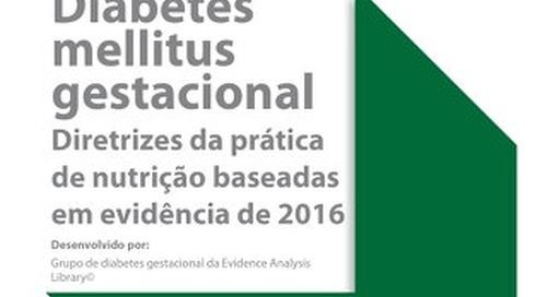Gestational Diabetes Mellitus - Portuguese