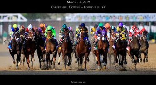 2019 Kentucky Derby Experience