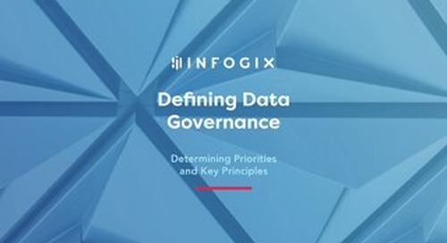 Defining Data Governance