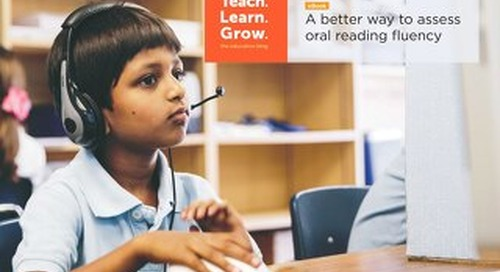 A Better Way to Assess Oral Reading Fluency eBook