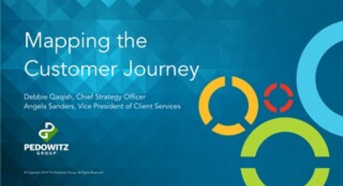 Webinar Slides: Mapping the Customer Journey