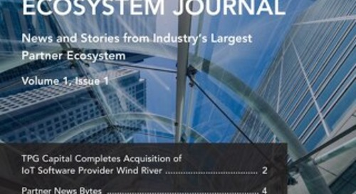 Partner Ecosystem Journal - Volume 1, Issue 1