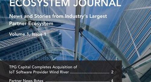 Partner Ecosystem Journal - Volume 1, Issue 1