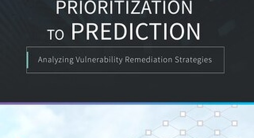 Prioritization to Prediction, Volume 1