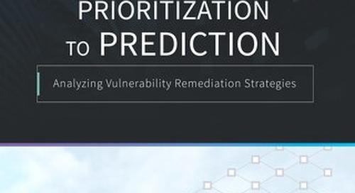 Prioritization to Prediction, Volume 1