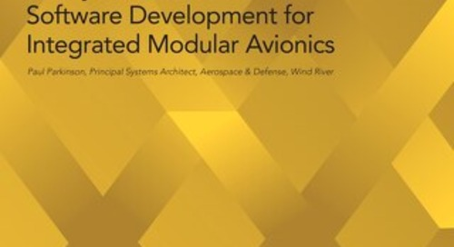 Safety-Critical Software Development for Integrated Modular Avionics