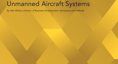 Security: The Key to Affordable Unmanned Aircraft Systems