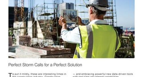 Contractor's Suite White Paper: Contractors Stepping Outside Tech Comfort Zone