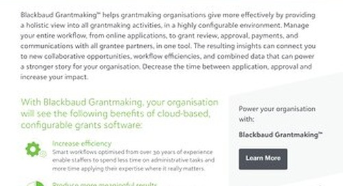 Is your Grant Management system holding you back?