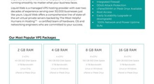 Cloud VPS - Positioning Paper