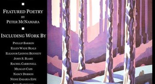 ARDOR Literary Magazine - Issue One, Jan. 2013