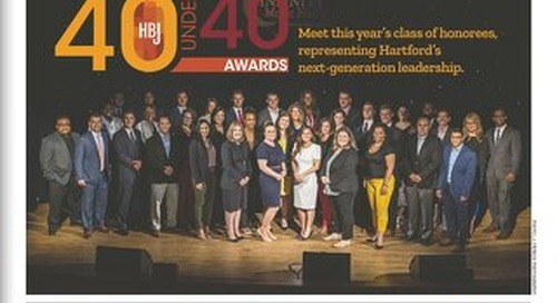 40 Under Forty awards — August 6, 2018