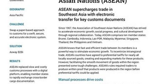ASEAN – Single Window