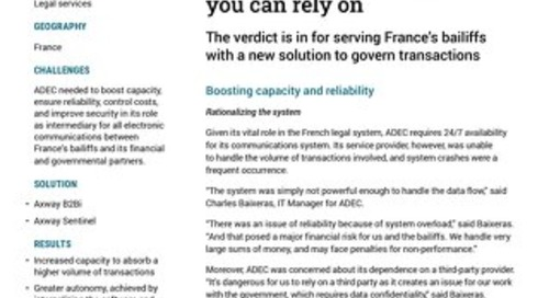French Law Association for Electronic Communication (ADEC)