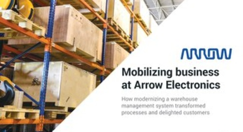 Arrow Electronics and Shockoe