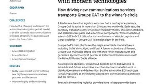 Groupe CAT
