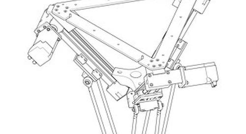 Delta robot assembly instructions