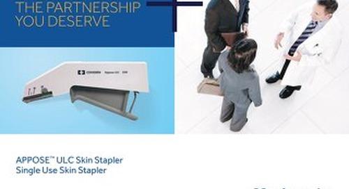 Appose Skin Stapler Sell Sheet