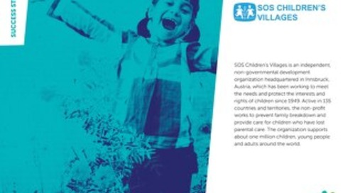 SOS Children's Villages Success Story