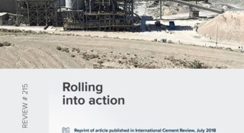 Rolling into action