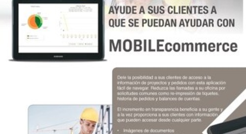 MOBILEommerce - Spanish