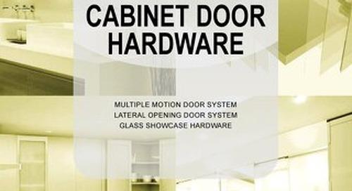Catalog-201A 585-609-Cabinet Door Hardware